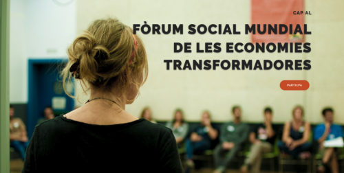 2020 World Social Forum of Transformative Economies