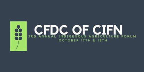 3rd Annual Indigenous Agriculture Forum