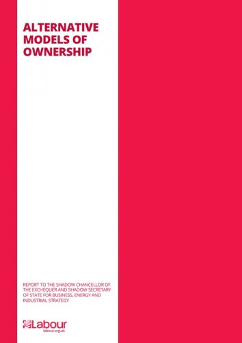 Alternative Models of Ownership