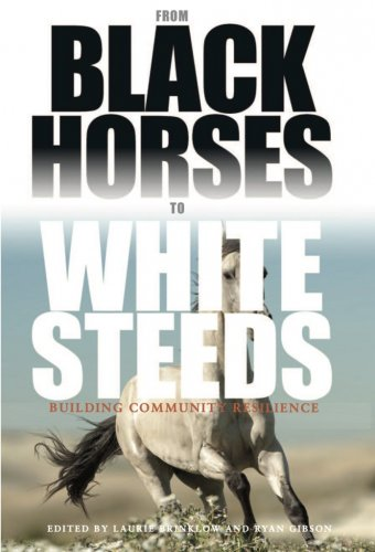 From Black Horses to White Steeds