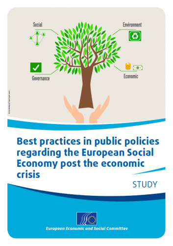 Best practices in public policies regarding the European Social Economy post the economic crisis