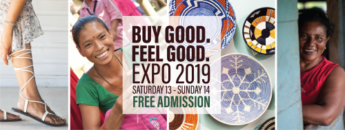 Buy Good. Feel Good. Expo 2019