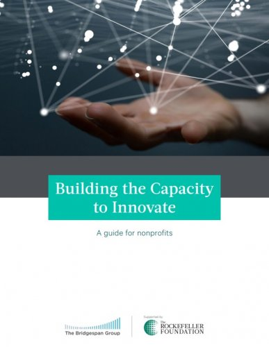Building the Capacity to Innovate