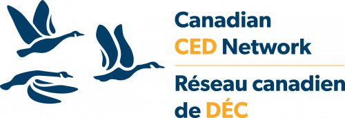 The Canadian CED Network logo