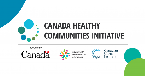 Canada Healthy Communities Initiative logo