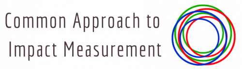 Common Approach to Impact Measurement Logo