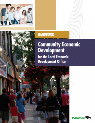 Community Economic Development for the Local Economic Development Officer