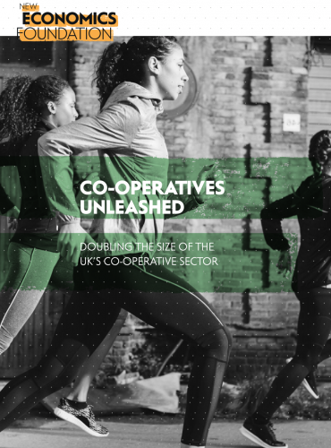 Cooperatives Unleashed Report Cover