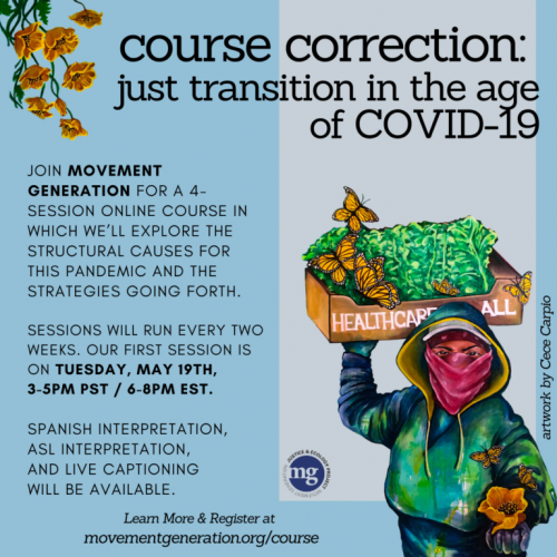 Course Correction Banner Image