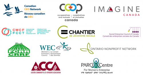 Logos of recommendation signatories