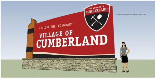 The Village of Cumberland BC