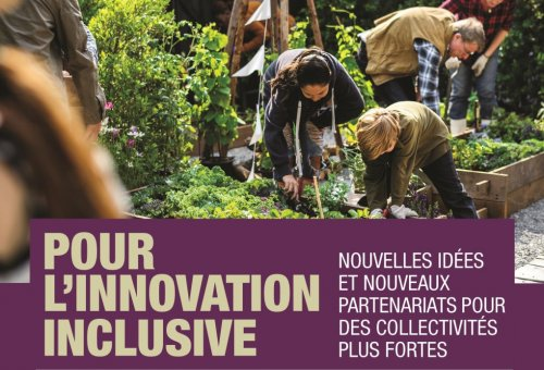 Pour l'innovation inclusive