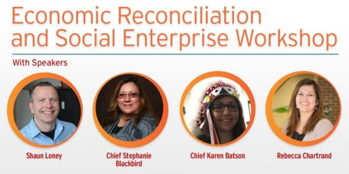Economic Reconciliation and Social Enterprise Workshop