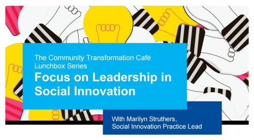 Focus on Leadership in Social Innovation