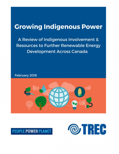 Growing Indigenous Power