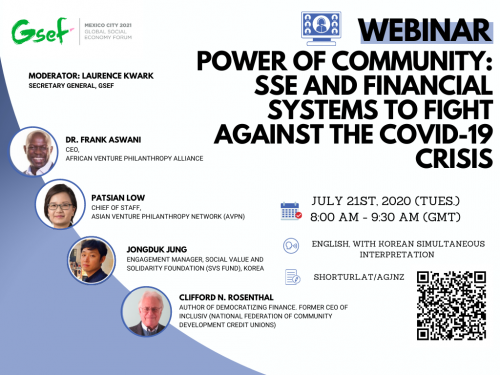 Power of Community Webinar Banner