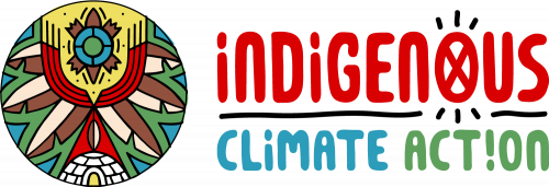 Indigenous Climate Action Logo