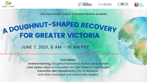 A Doughnut Shaped Recovery for Greater Victoria