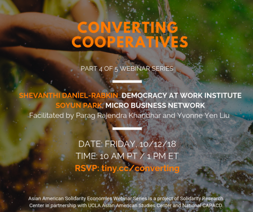 Converting Cooperatives