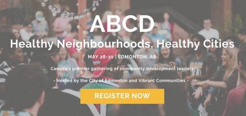 ABCD: Healthy Neighbourhoods, Healthy Cities