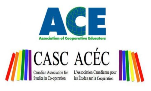 Canadian Association for Studies in Co-operation (CASC) and the Association of Cooperative Educators (ACE)