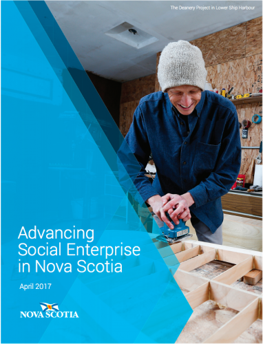 Advancing Social Enterprise in Nova Scotia