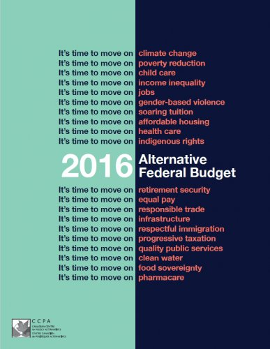 The 2016 Alternative Federal Budget