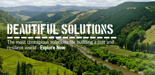 Share your ideas and stories with Beautiful Solutions
