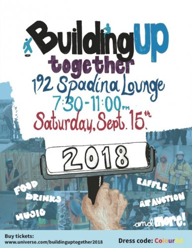 Building Up Together 2018