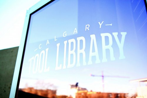 Calgary Tool Library: Five Aspects of Community Economic Development