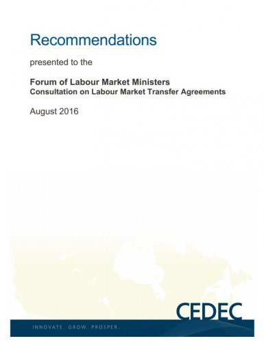CEDEC Recommendations for Labour Market Transfer Agreements