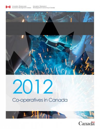 Co-operatives in Canada in 2012