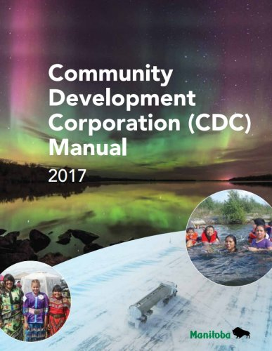 Community Development Corporation Manual