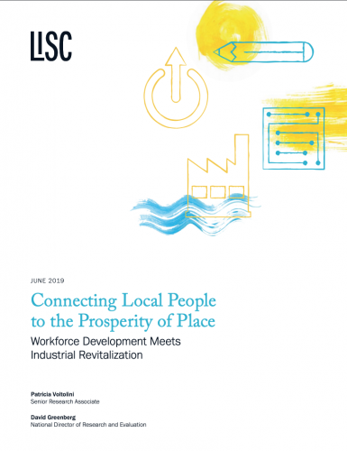 Connecting Local People to the Prosperity of Place cover