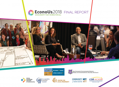 EconoUs2018 Final Report Cover Page