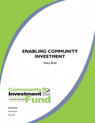 enabling community investment