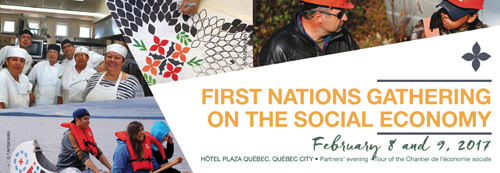 First edition of the First Nations Gathering on the Social Economy