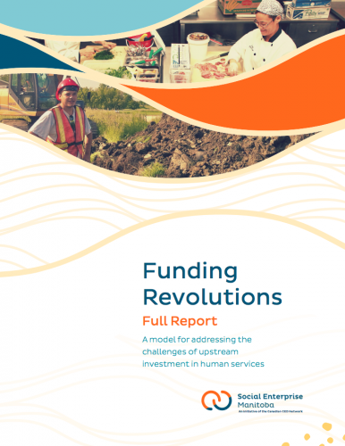 Funding Revolutions: A model for addressing the challenges of upstream investment in human services