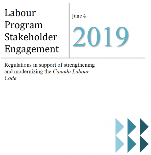 Labour Program Stakeholder Engagement