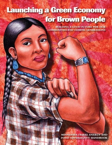 Launching A Green Economy for Brown People