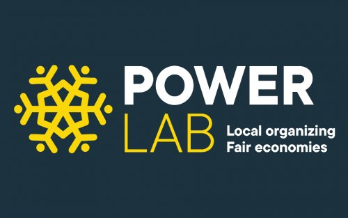 Power Lab logo