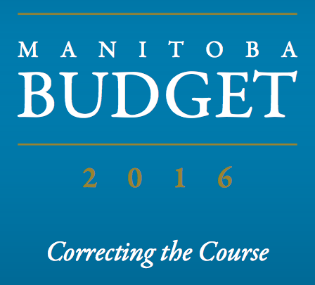 Manitoba Budget 2016: Correcting the Course