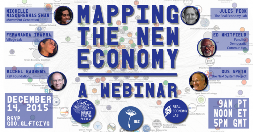 Mapping the New Economy A Webinar