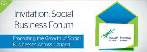 mental health commission of canada - social business forum