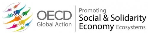 [Logo with hands of many ccolours] OECD Global Action | Promoting social and solidarity economy ecosystems