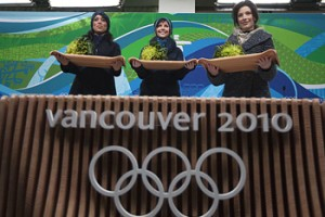 Vancouver 2010 Olympic Games floral contract