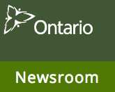 Government of Ontario Newsroom