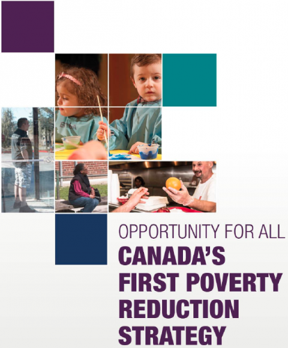 Opportunity for All – Canada's First Poverty Reduction Strategy