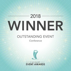 2018 Winner - Outstanding Event: Conference