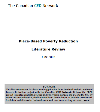 literature review on causes of poverty Literature review chapter three 30 methodology tools for achieving poverty reduction and human to causes of low acdemic performance in rural.